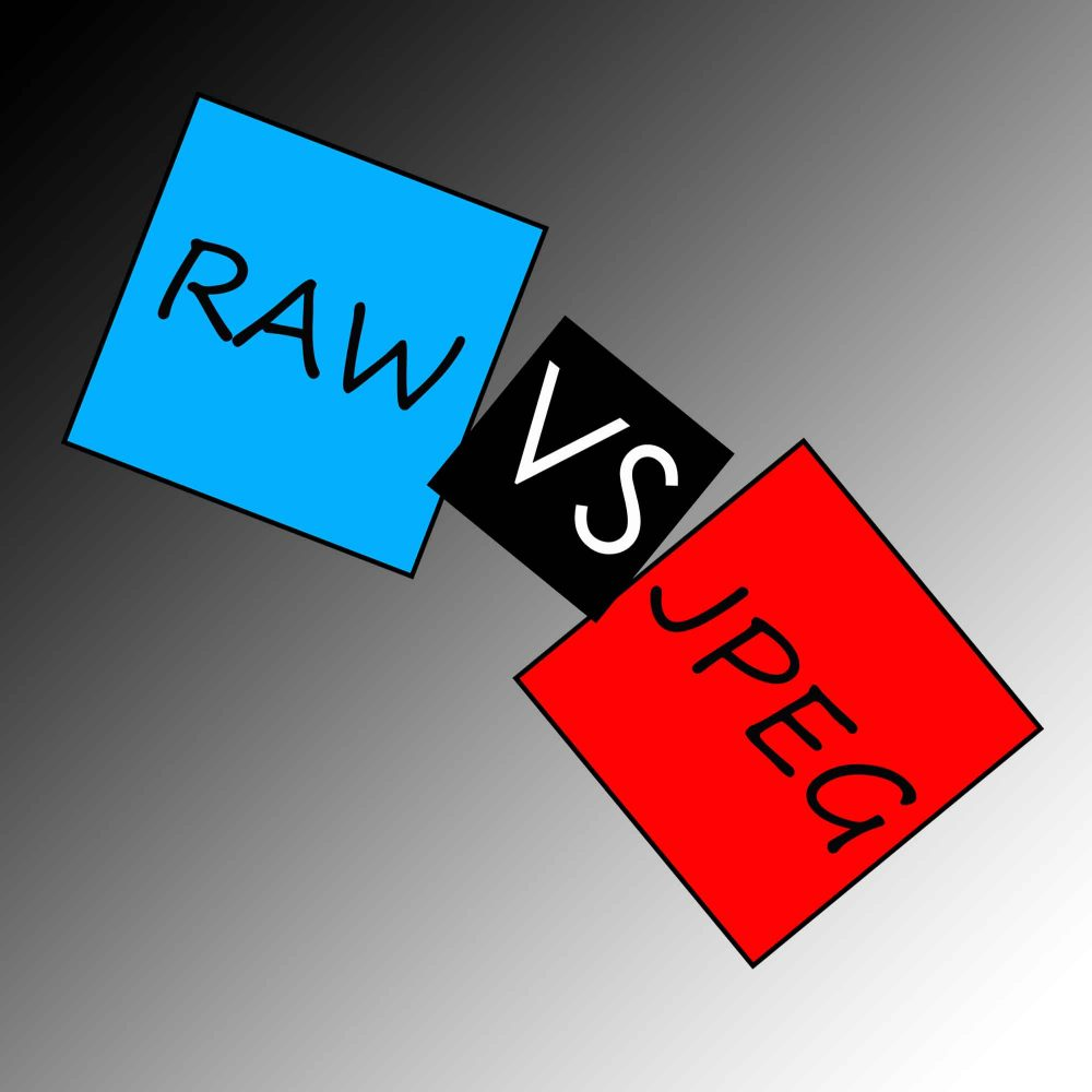 RAW v jpg
