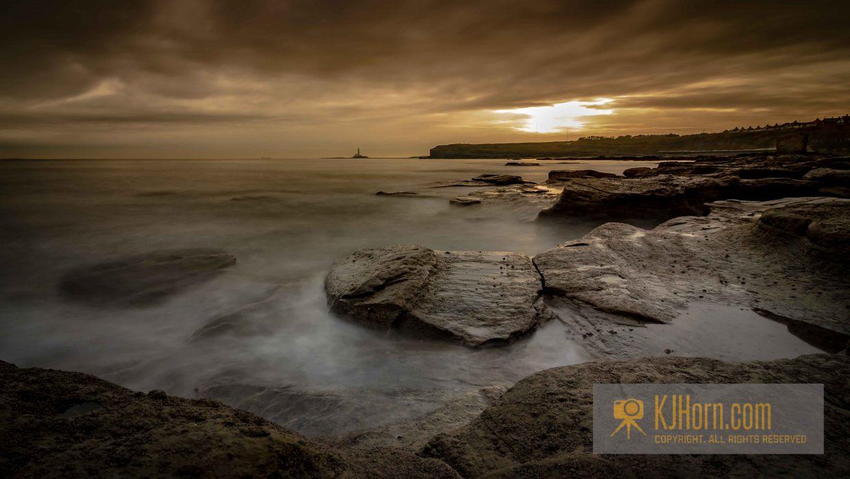 Hartley bay long exposure